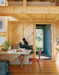 цельно деревянные конструкции
